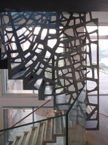 Escalier particulier - ©CMR 2007