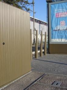 Mobilier station ligne 4 Nantes - ©CMR