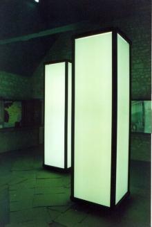 Mobilier Muséographique Maison du Souvenir de Maillé - ©CMR 2005