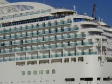 Balcons préfabriqués P&O Cruises - ©CMR 2003