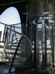Gyrorama de la Tour LU à Nantes - ©CMR 2004
