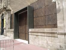 Métallerie serrurerie Banque de France Limoge - ©CMR 2004