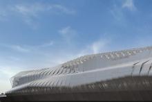 Pôle d'Échange Multimodal (PEM) Pont de la Matte - ©S.Chalmeau 2012