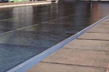 Rénovation de la verrière de la fontaine Saint-Cyprien à Toulouse - ©CMR 2012